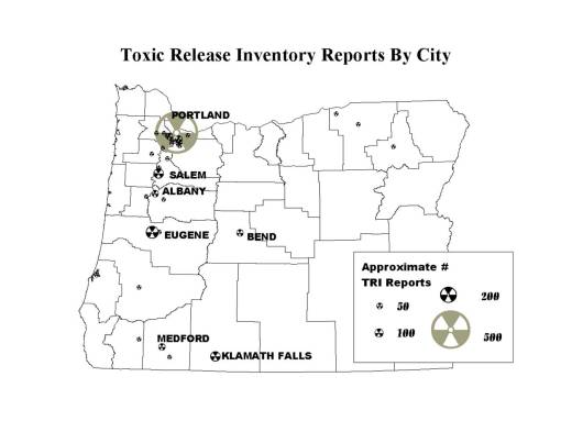 The Impact of Population Density on Spills/Release Reporting and Surveillance