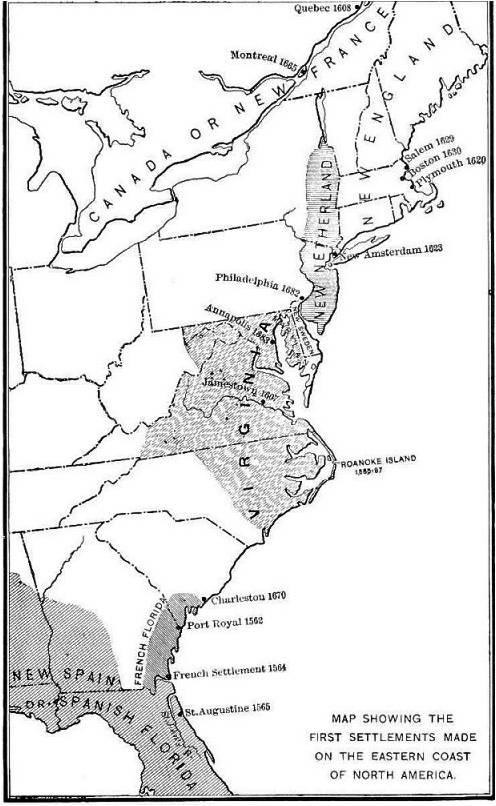 Earliest Settlements