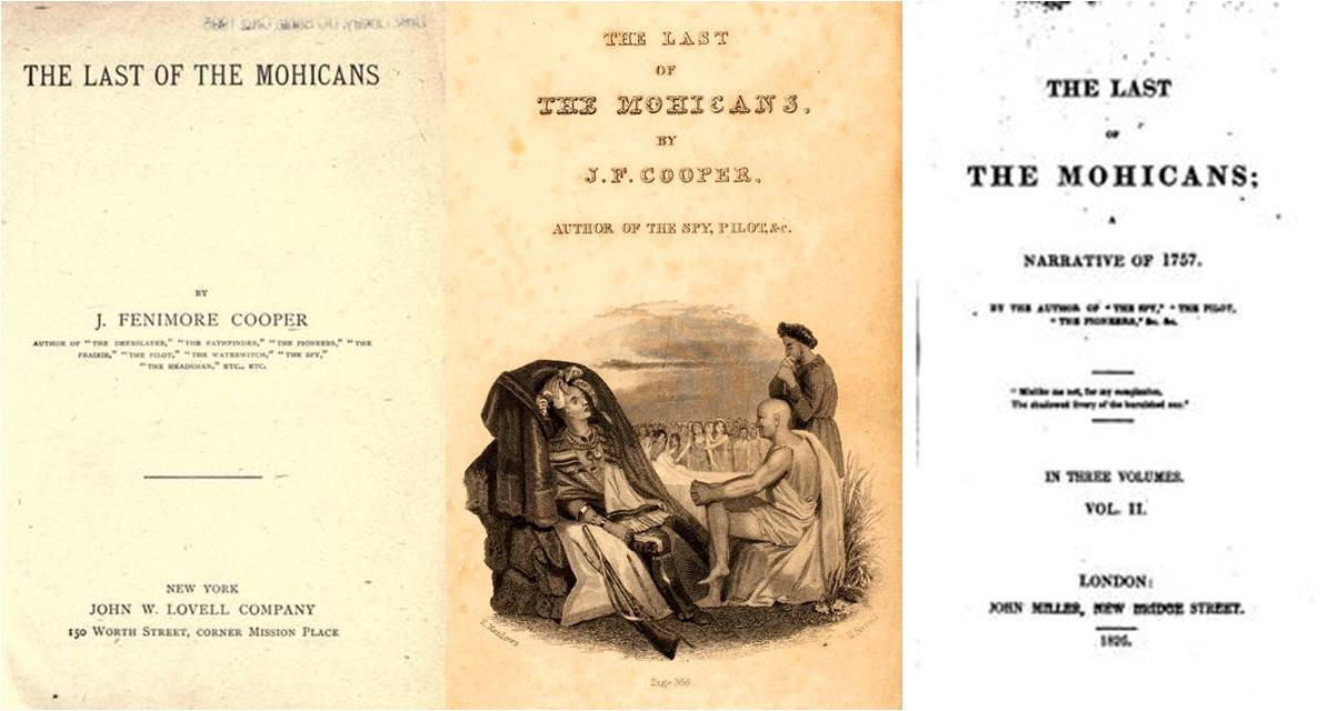 Historical Review on the Last of the Mohicans