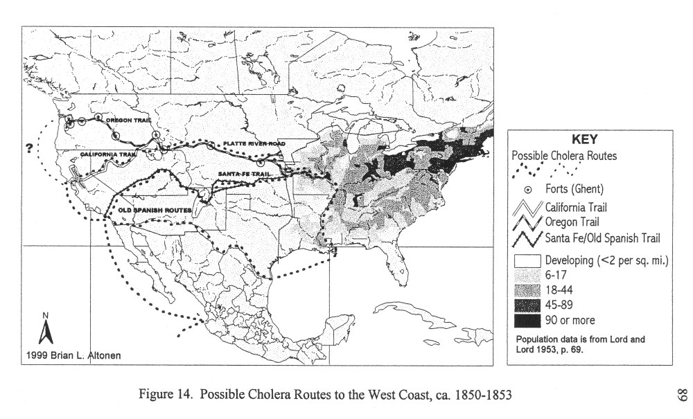 Cholera on the Oregon Trail (Thesis) (4/6)