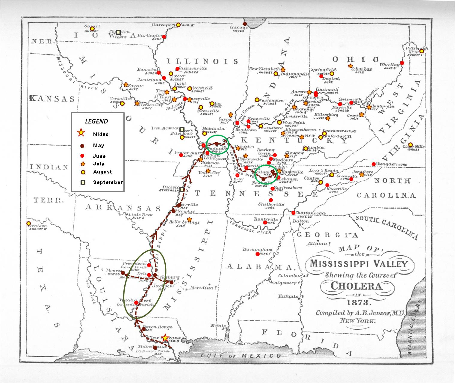 Image Result For New Orleans Historical Maps