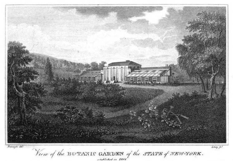 Elgin Botanical Garden 1801 1812 Brian Altonen Mph Ms