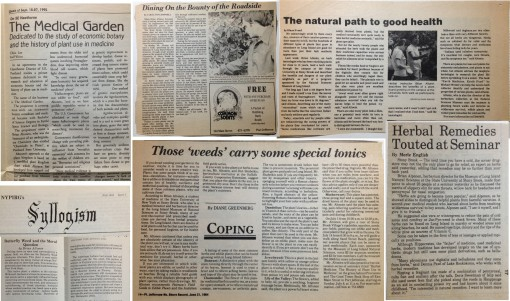 MedicalGardenNews_late1970searlytomid1980s