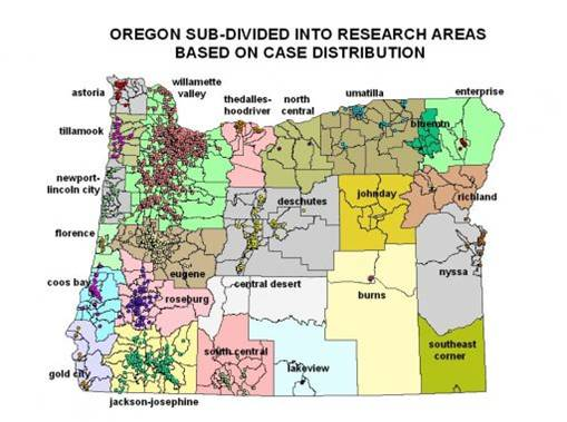 REGIONS HEALTH the Pacific Northwest as an Example Brian