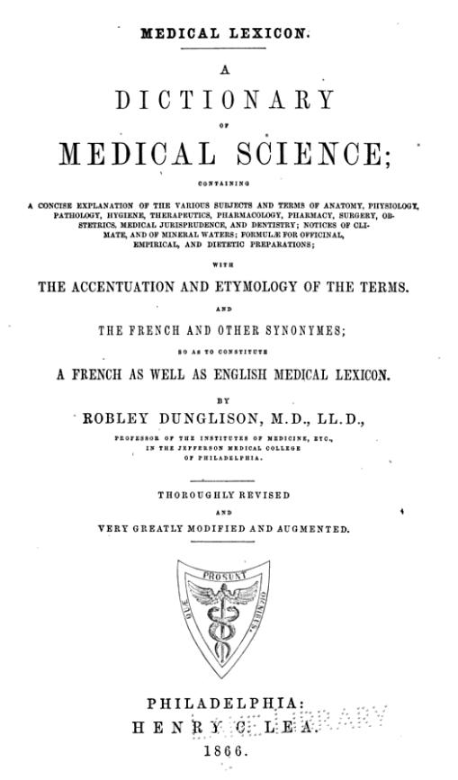 Dunglison_1866_MedicalLexicon_tp