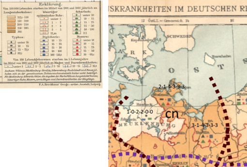Brockhaus_Infektionskrankheiten-im-Deutschem-Reich_1901-1902_entire_naturalbreaks_labeled_points-rankassignmts-cn