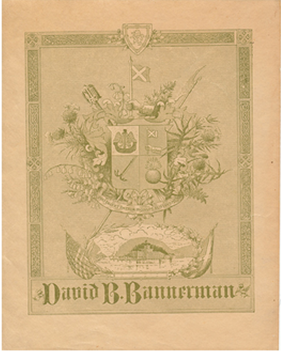 BannermansBookLabel