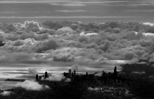 ChicagoSkyline_Fog