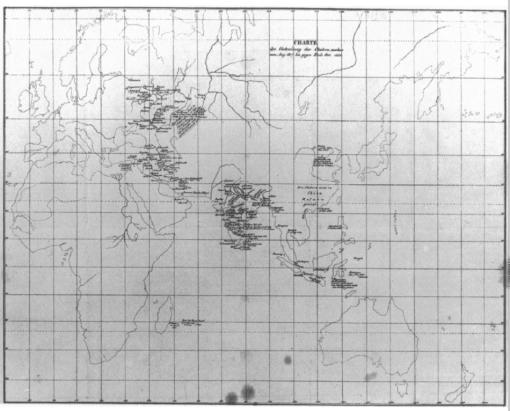 Schnurrer_map2-world_Cholera_Aug1817-Oct1830