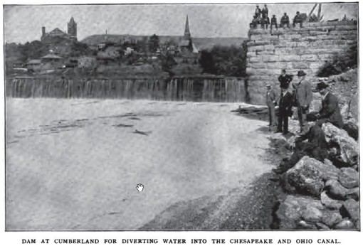 Cumberland_Dam1850-forCandO-Canal