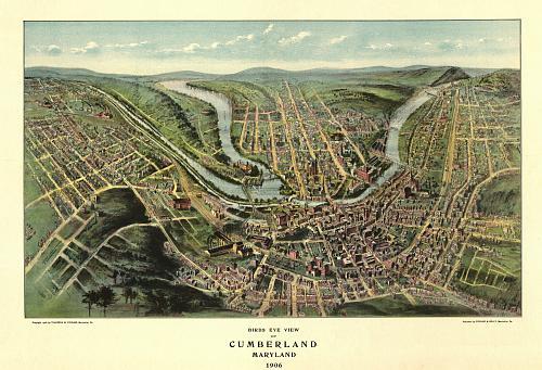 CumberlandMD-Potomac-1906map