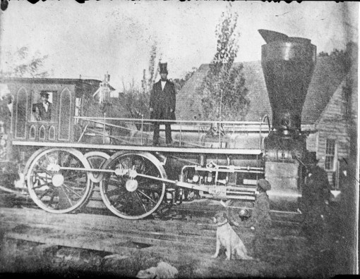 Locomotivesofthe1850s