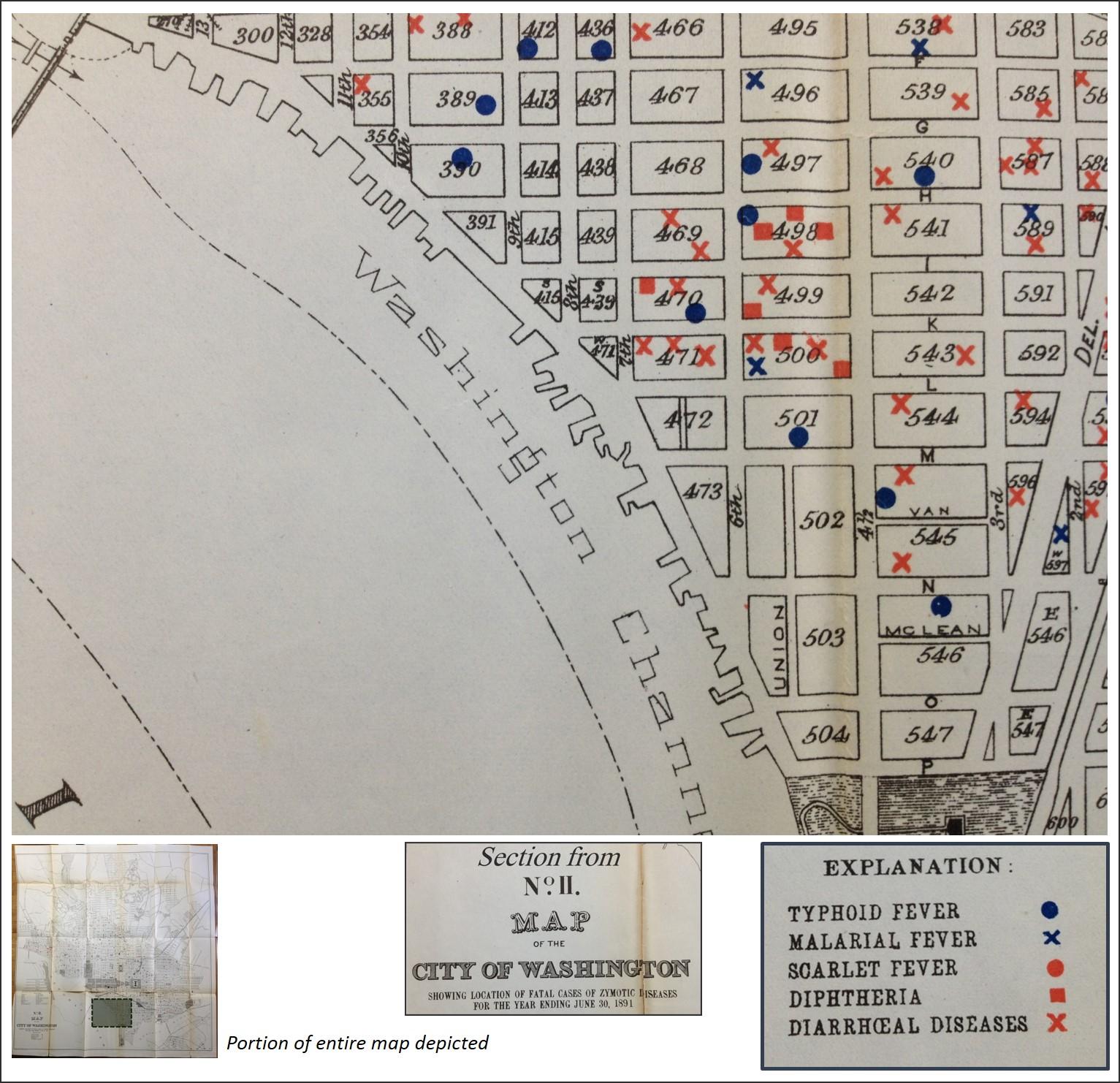 Zymotics In Washington DC Brian Altonen MPH MS - Washington dc pyramid map