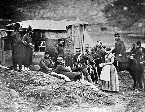 CrimeanWar_WivesintheCamp